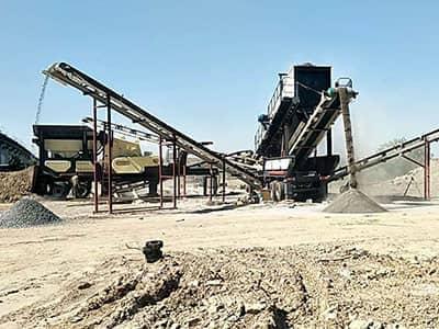 内蒙古建筑垃圾处理移动破碎站