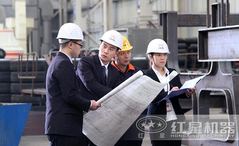 专业指导,制定生产方案