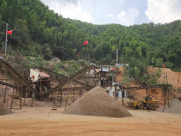 机制砂与河沙有什么区别,投资一套机制砂设备多少钱?