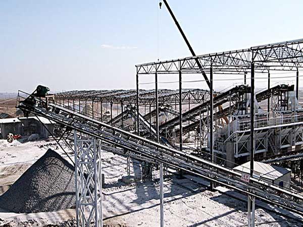 建一条砂石骨料生产线都需要哪些设备?