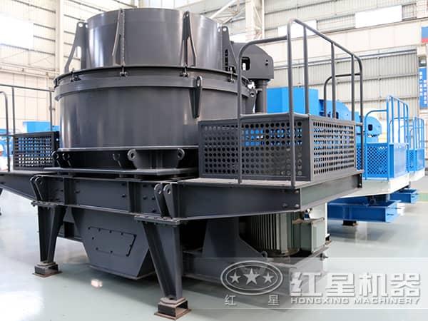 碳化硅制砂机