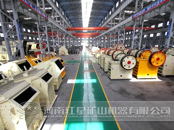 河南重晶石加工设备厂家