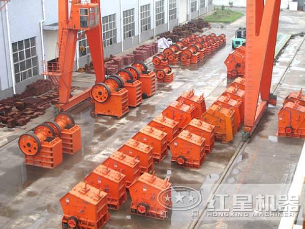 红星机器生产实力