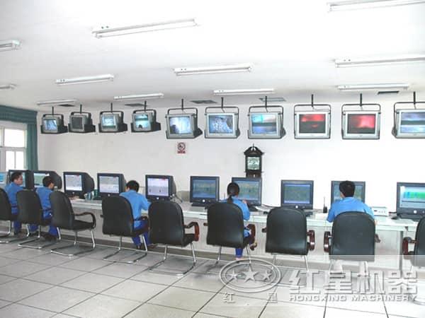 pcl监控室