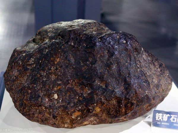 铁矿石物料图