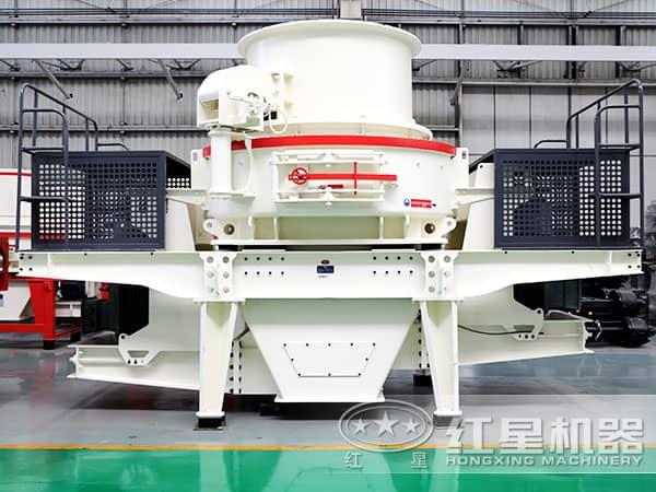 HVI人工干式制砂机
