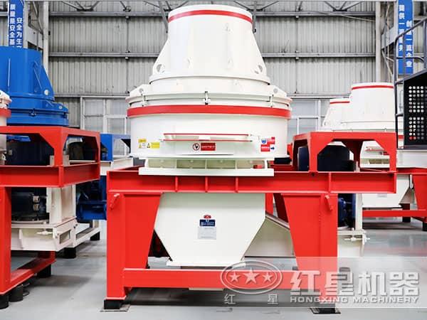 HX人工干式制砂机