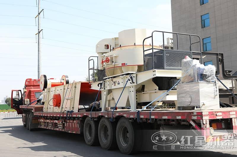 石子制砂机设备厂家直发