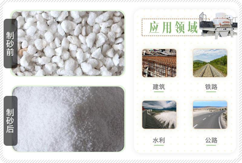 石英砂用途