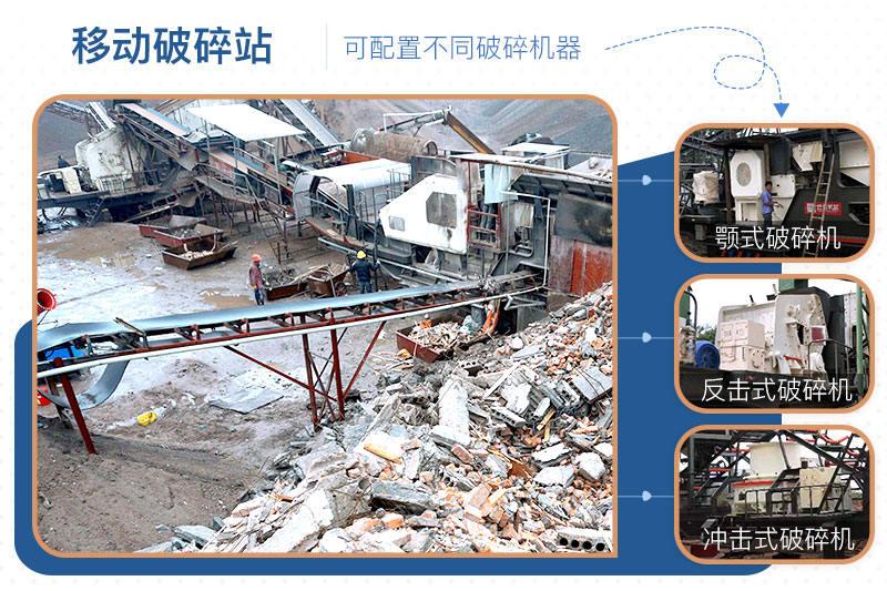 建筑垃圾处理设备配置