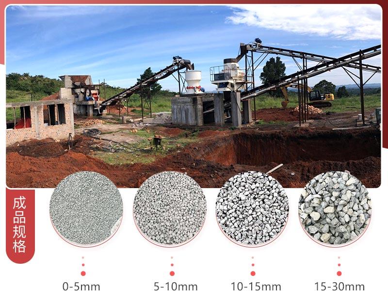 沙石料生产线