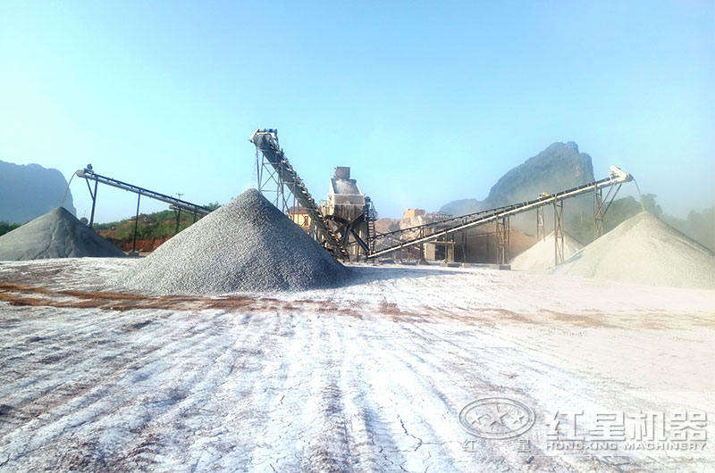 大型石料生产线