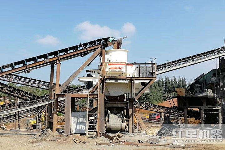 环保制砂生产线二