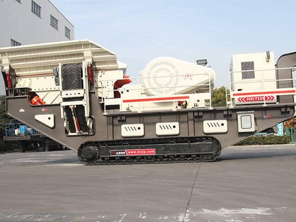 想要一台价格便宜的小型移动破碎制砂一体机,推荐一下