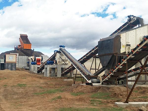 沙石料生产线设备配置及价格_厂家直销更优惠
