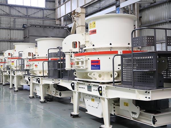 提升石英石机制砂生产线效率建议从这几方面入手