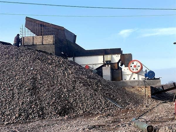 办碎石加工厂需要什么手续,用到哪些设备?