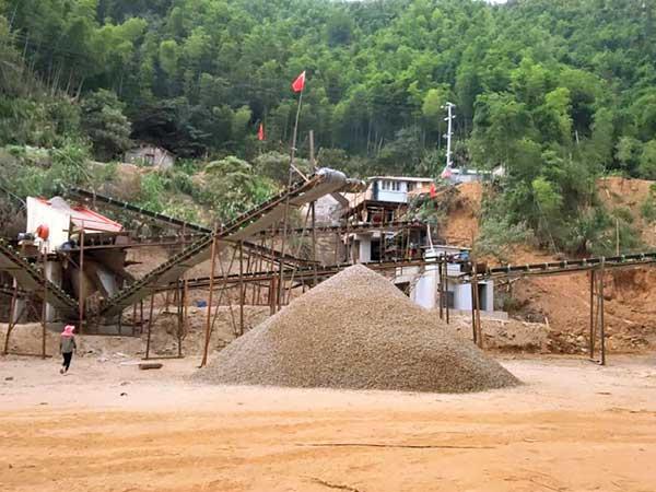 碎石变沙需要哪些机器?碎石制砂机多少钱一台?