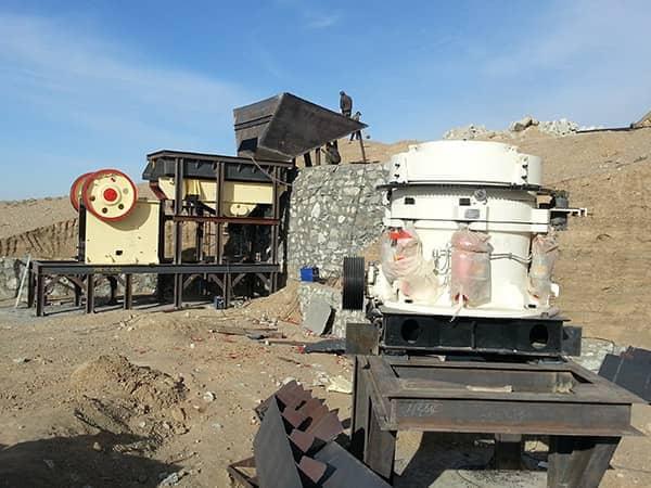 时产300吨的砂石骨料生产线配置方案有哪些?需要投资多少钱?