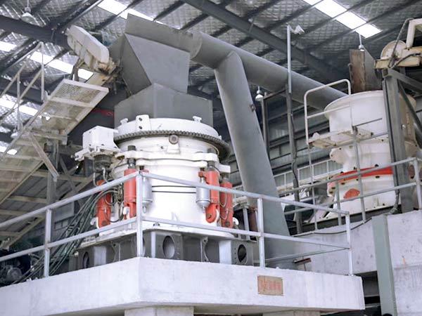 每小时150吨圆锥破碎机型号参数大全_附价格